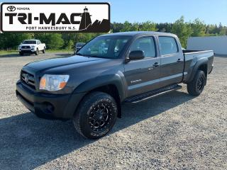 Used 2009 Toyota Tacoma 4X4 DBL CAB 4WD LB AT for sale in Port Hawkesbury, NS