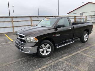 Used 2016 RAM 1500 SLT 4WD for sale in Cayuga, ON