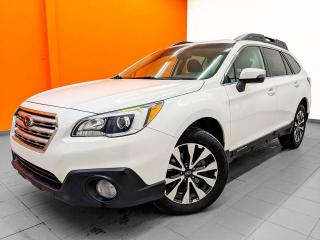 Used 2017 Subaru Outback 3.6R AWD *TOIT* NAVIGATION * SIEGES CHAUFF *PROMO for sale in St-Jérôme, QC