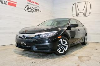 Used 2018 Honda Civic LX**AUTOMATIQUE** for sale in Blainville, QC