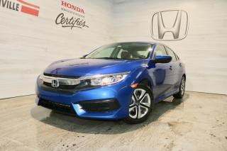 Used 2016 Honda Civic LX**AUTOMATIQUE** for sale in Blainville, QC