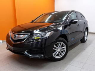 Used 2017 Acura RDX TECH SH-AWD *NAVI* TOIT *REGUL ADAPTATIF* PROMO for sale in St-Jérôme, QC