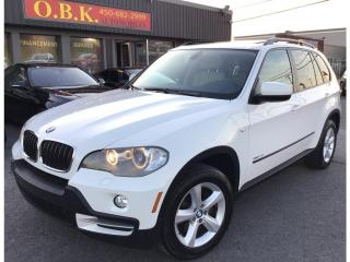 Used 2010 BMW X5 AWD-30i-TOIT PANORAMIQUE-7 PASSAGERS-BLUETOOTH for sale in Laval, QC