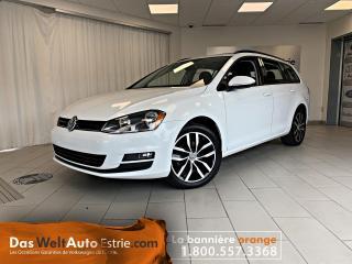 Used 2016 Volkswagen Golf Sportwagen 1.8 TSI Comfortline, Toit, Automatique for sale in Sherbrooke, QC