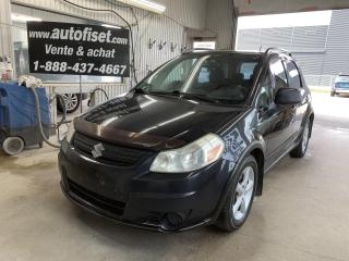 Used 2007 Suzuki SX4 5dr HB AT JX AWD for sale in St-Raymond, QC