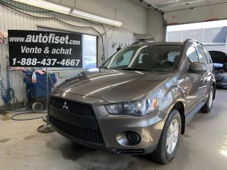 Used 2010 Mitsubishi Outlander 4WD 4dr ES $50.12 /sem +taxes for sale in St-Raymond, QC