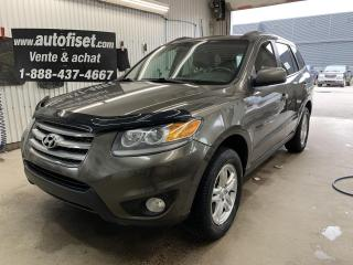 Used 2012 Hyundai Santa Fe AWD 4DR V6 AUTO GL for sale in St-Raymond, QC