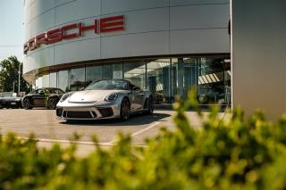 Used 2019 Porsche 911 Speedster for sale in Langley City, BC