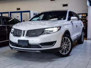 Used 2017 Lincoln MKX Reserve for sale in Thornhill, ON