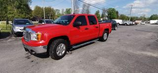 Used 2010 GMC Sierra 1500 SLE for sale in Madoc, ON