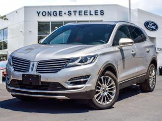 Used 2017 Lincoln MKC Reserve for sale in Thornhill, ON