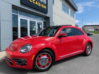 Used 2018 Volkswagen Beetle Coast Auto for sale in St-Georges, QC