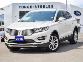 Used 2016 Lincoln MKC Select for sale in Thornhill, ON