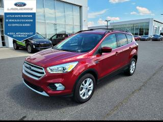 Used 2017 Ford Escape SE , CUIR, GROSSE ECRAN for sale in Victoriaville, QC