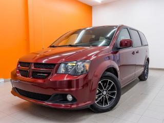 Used 2019 Dodge Grand Caravan GT STOW N GO NAV CUIR SIÈGES / VOLANT CHAUFF *DVD* for sale in Mirabel, QC