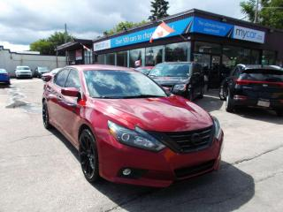 Used 2017 Nissan Altima 2.5 SR BACK UP CAM, HEATED SEATS, PWR SEAT!!! for sale in Richmond, ON