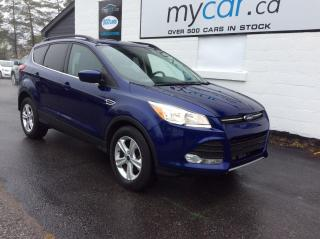 Used 2016 Ford Escape HEATED SEATS, BACKUP CAM, ALLOYS!! for sale in Kingston, ON