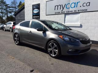 Used 2016 Kia Forte 2.0L EX HEATED SEATS, ALLOYS, POWERGROUP!! for sale in Richmond, ON
