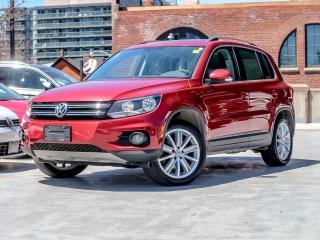 Used 2015 Volkswagen Tiguan Highline 6sp at Tip 4M for sale in Toronto, ON