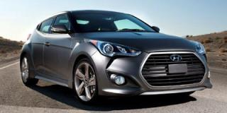 Used 2013 Hyundai Veloster Turbo w/Matte Grey for sale in Guelph, ON