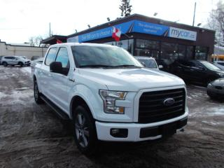 Used 2017 Ford F-150 XLT SPORT, NAV, RUNNING BOARDS, PWR HEATED SEAT!! for sale in Kingston, ON