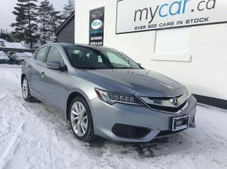 Used 2016 Acura ILX TECH PKG, LEATHER, SUNROOF, HEATED SEATS!! for sale in Richmond, ON