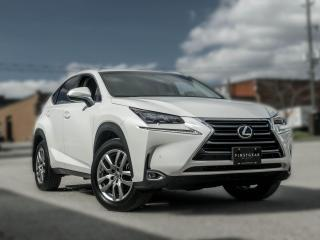 Used 2017 Lexus NX 200t NAV I BACK UP I ROOF I B.SPOT I PRICE TO SELL for sale in Toronto, ON