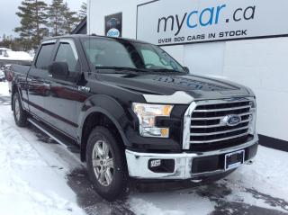 Used 2017 Ford F-150 XLT XTR, RUNNING BOARDS, ALLOYS, BACKUP CAM, PWR SEAT! for sale in Richmond, ON