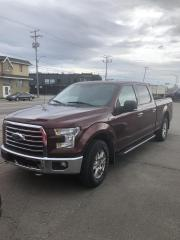 Used 2016 Ford F-150 Ford F-150 S/Crew XLT 2016 for sale in Roberval, QC