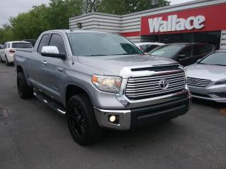 Used 2014 Toyota Tundra Limited 5.7L Double Cab 4WD - SOLD!!!! for sale in Ottawa, ON