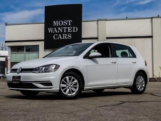 Used 2018 Volkswagen Golf S HB|CAMERA|HEATED SEATS for sale in Kitchener, ON