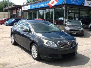 Used 2016 Buick Verano POWERGROUP, ALLOYS, A/C!! for sale in North Bay, ON