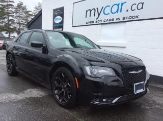 Used 2019 Chrysler 300 LEATHER,  HEATED SEATS, MYCAR POWERBUY!! for sale in Richmond, ON