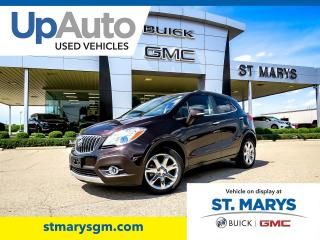 Used 2016 Buick Encore Premium for sale in St. Marys, ON