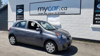 Used 2018 Nissan Micra SV POWEGROUP, A/C!! for sale in Richmond, ON