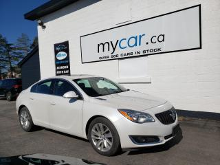 Used 2016 Buick Regal LEATHER, SUNROOF, HEATED SEATS, BEAUTIFUL CAR!! for sale in Richmond, ON