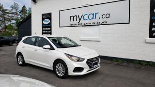 Used 2019 Hyundai Accent Preferred HEATED SEATS, ALLOYS, BACKUP CAM!! for sale in Richmond, ON