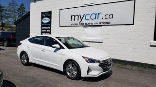 Used 2020 Hyundai Elantra Preferred HEATED SEATS/WHEEL, ALLOYS, BACKUP CAM!! for sale in Richmond, ON