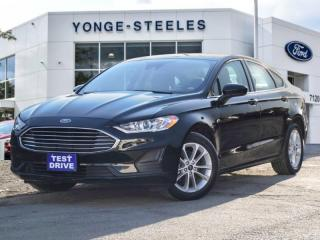 New 2020 Ford Fusion SE for sale in Thornhill, ON