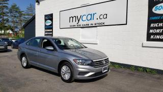 Used 2019 Volkswagen Jetta 1.4 TSI Comfortline HEATED SEATS, ALLOYS, BACKUP CAM, BLUETOOTH!! for sale in Richmond, ON