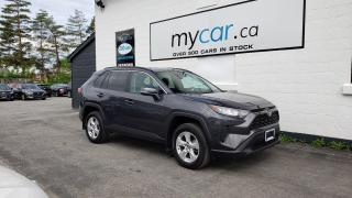 Used 2019 Toyota RAV4 LE HEATED SEATS, BACKUP CAM, MYCAR POWERBUY!! for sale in Richmond, ON