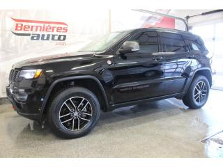 Used 2018 Jeep Grand Cherokee TRAILHAWK 4X4 + TOIT PANO for sale in Lévis, QC