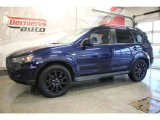Used 2011 Mitsubishi Outlander AWD for sale in Lévis, QC