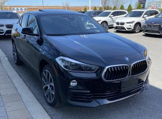 Used 2020 BMW X2 xDrive28i Sports Activity Vehicle for sale in Dorval, QC