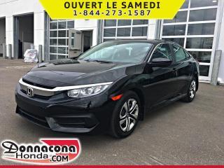 Used 2018 Honda Civic LX *GARANTIE 10 ANS / 200 000 KM* for sale in Donnacona, QC