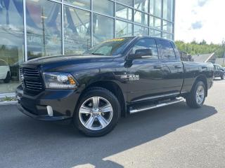Used 2016 RAM 1500 RAM SPORT MAG 20 POUCE for sale in Ste-Agathe-des-Monts, QC