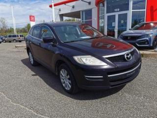 Used 2007 Mazda CX-9 GS AWD * JAMAIS ACCIDENTE* for sale in Donnacona, QC