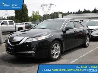 Used 2009 Acura TL for sale in Coquitlam, BC