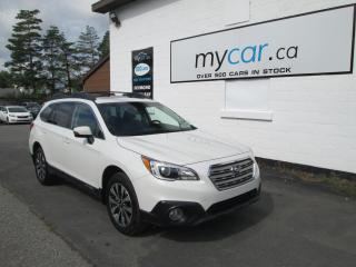 Used 2017 Subaru Outback 2.5i Limited LEATHER, NAV, SUNROOF!!! for sale in Kingston, ON