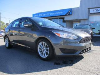 Used 2017 Ford Focus SE ALLOYS, BACKUP CAM, POWERGROUP!! for sale in Kingston, ON